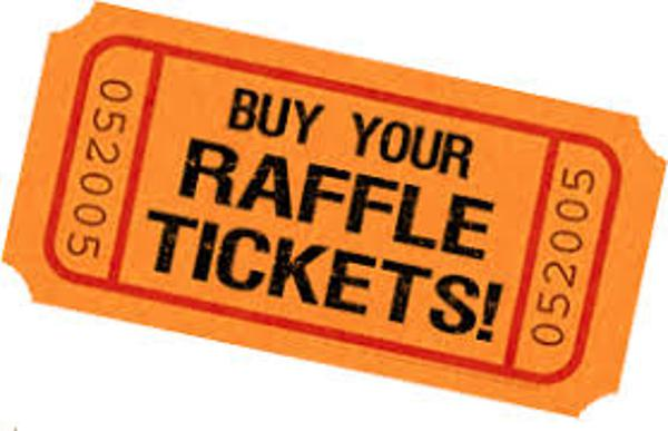 2020 Holiday Raffle Tickets