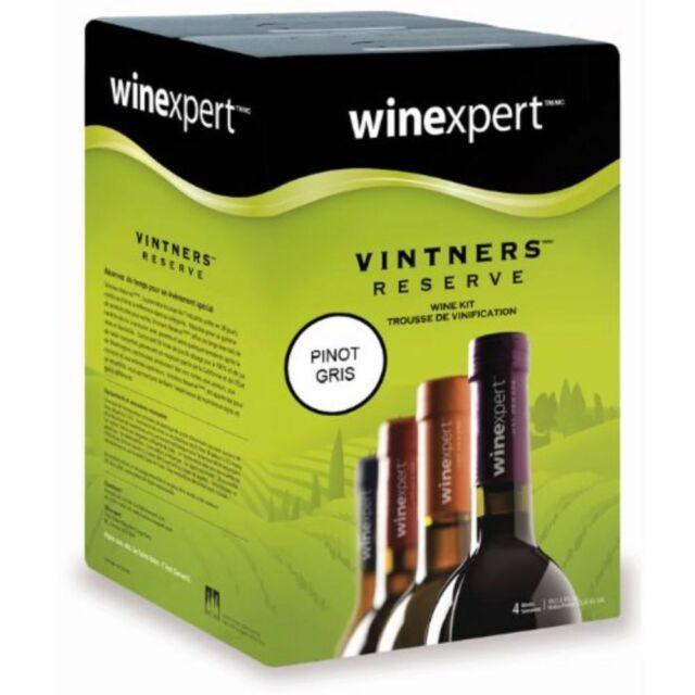 Vintners Reserve Pinot Gris 10L
