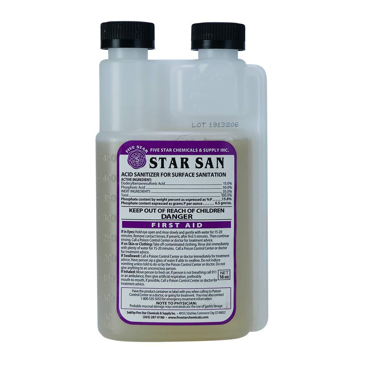Star San - 16 Oz