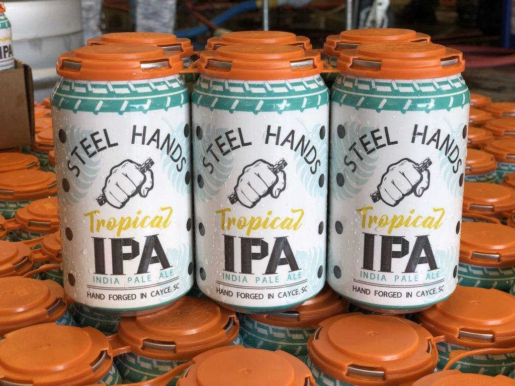 Steel Hands Tropical Ipa - Single