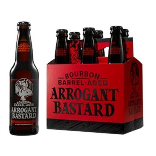 Stone Arrogant Bastard 6-pack