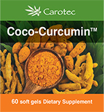 Carotec's Coco-Curcumin