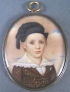 John Wood Dodge miniature