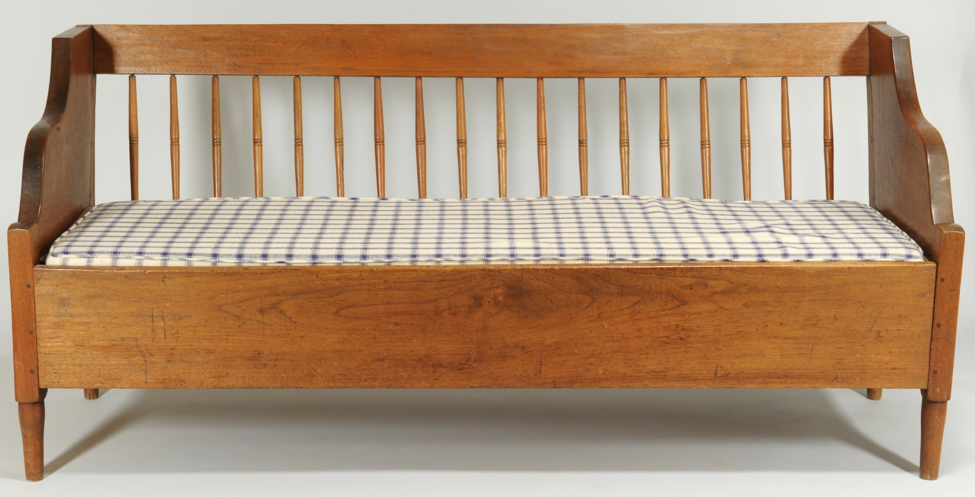 Lot 111a: Wythe Co. VA Sofa From the Fleming Rich Shop