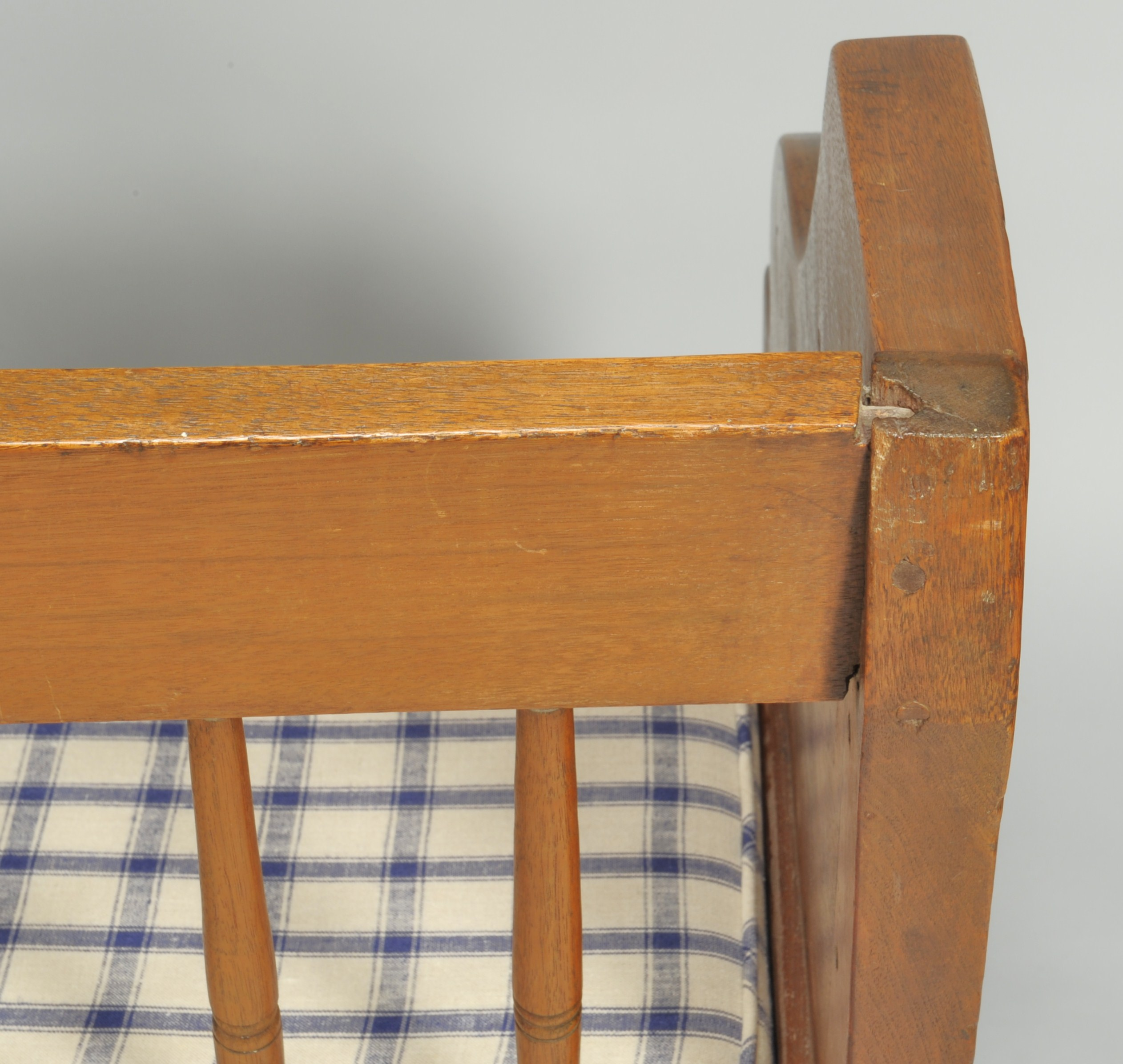 Lot 111a Wythe Co Va Sofa From The Fleming Rich Shop