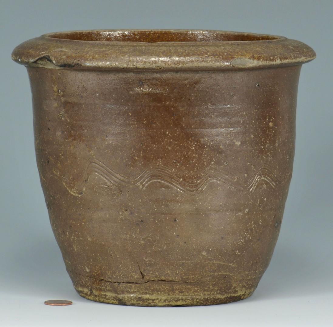 Lot 65: East TN Stoneware Cream Pot