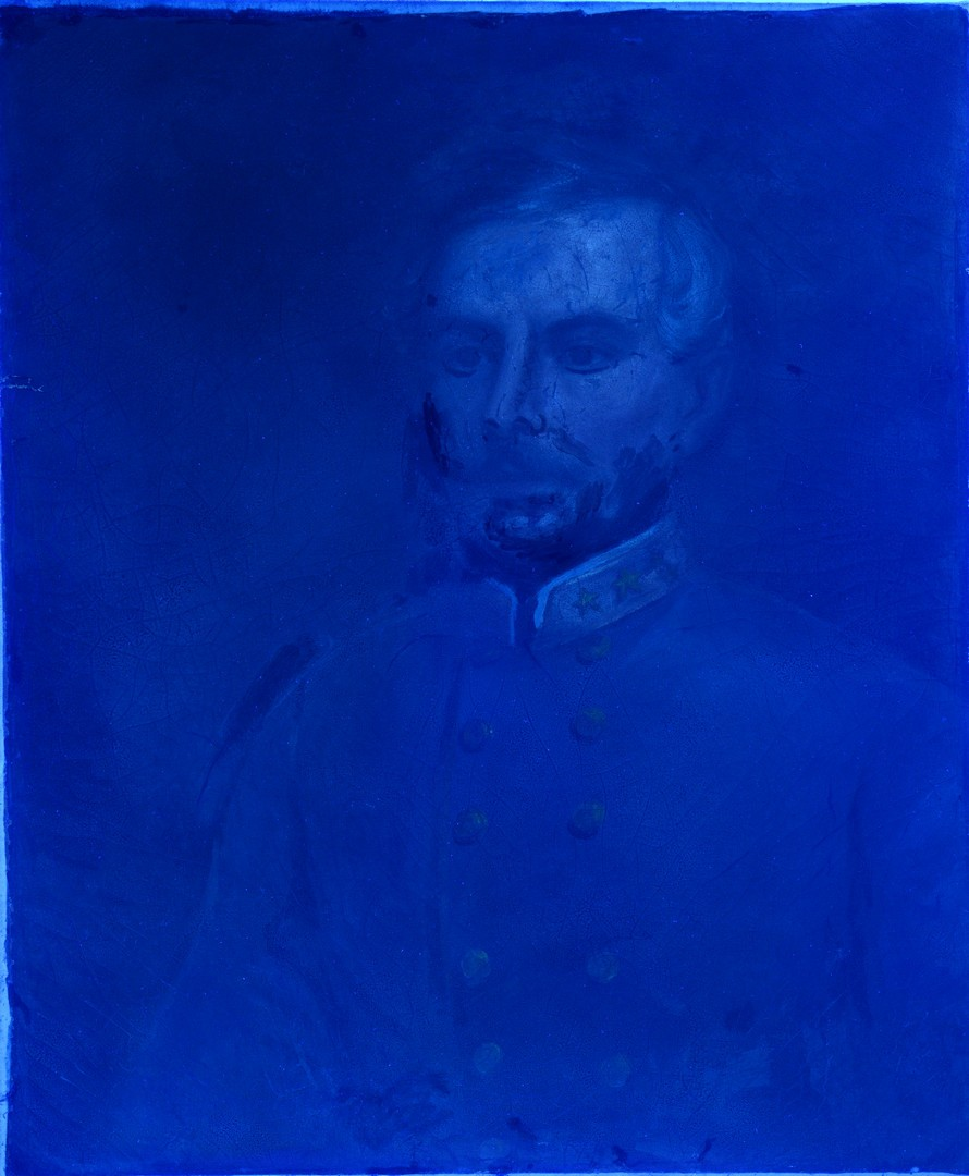 Lot 300: Portrait of CSA Gen. Beauregard