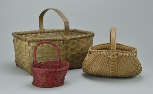 New Exhibit at East Tenn. History Center open March 17 – June 1: Woven of Wood, East Tennessee Baskets, 1880-1940