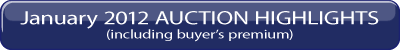 January 28, 2012 Auction Highlights