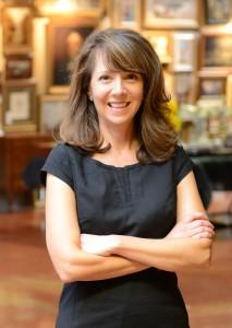 Sarah Campbell Drury, VP Decorative Arts, Case Antiques, Inc. Auctions & Appraisals