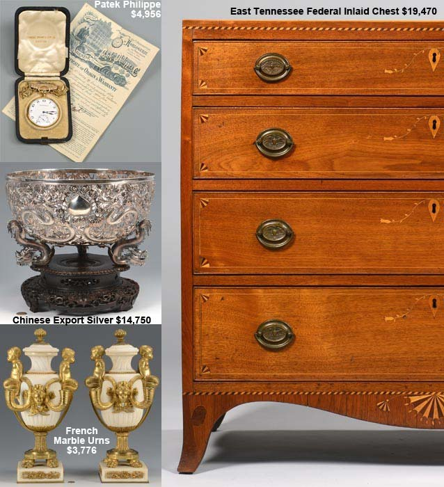 January 24, 2015 Auction – Highlights