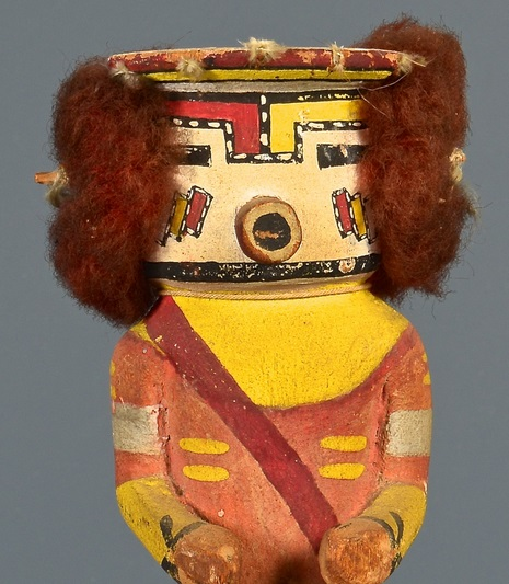 Lot 623: Hopi Kachina, Possibly Rugan