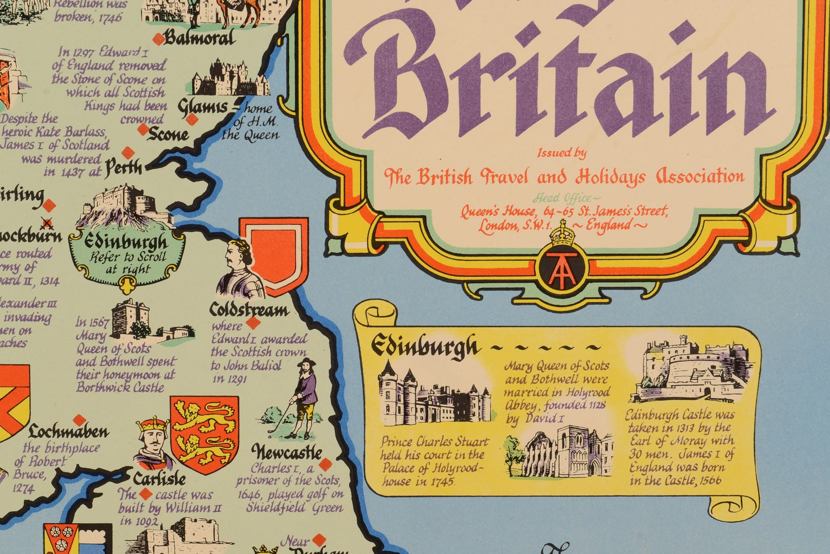 Lot 865: 5 British Travel Posters