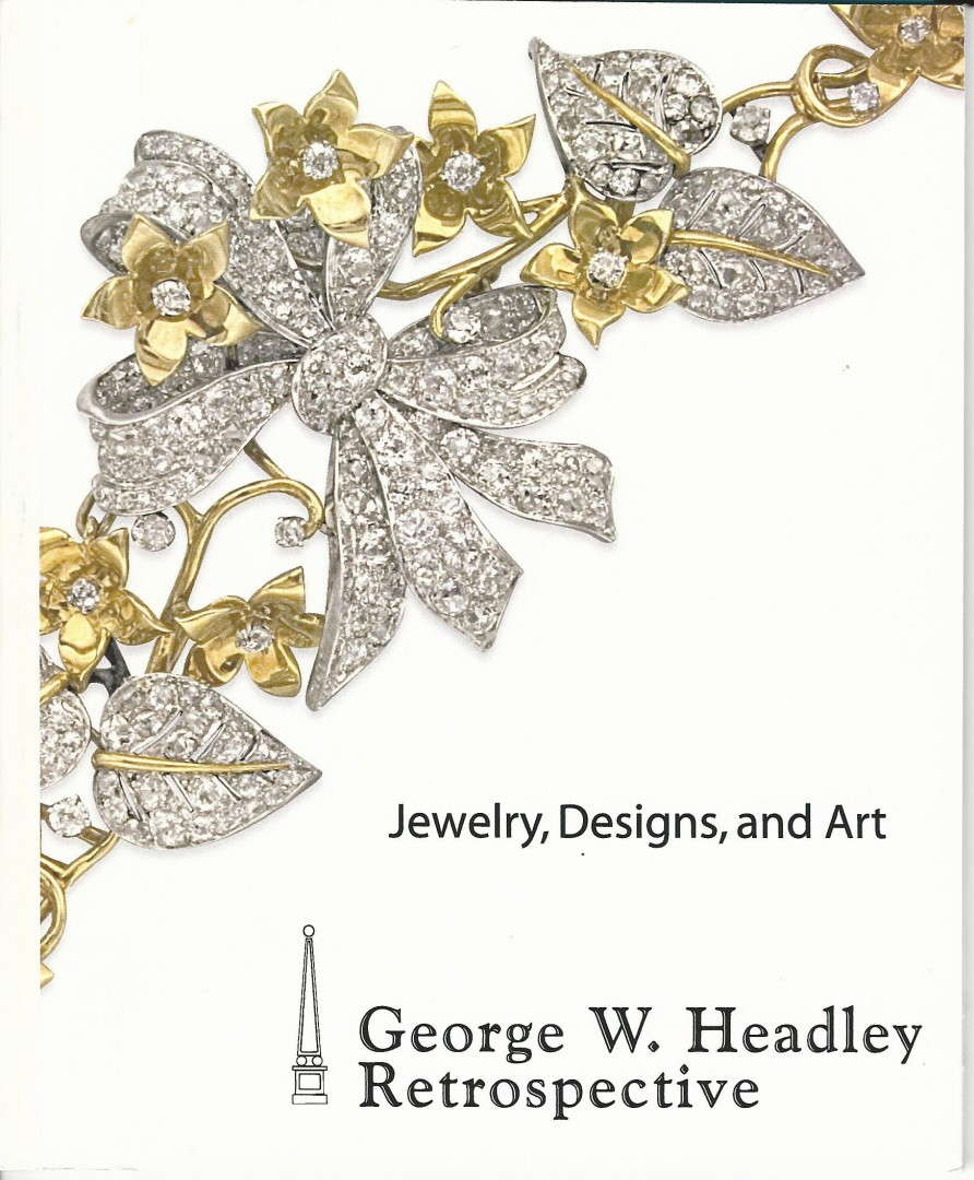 Lot 80: George Headley 11 cts Diamond Brooch or Pendant