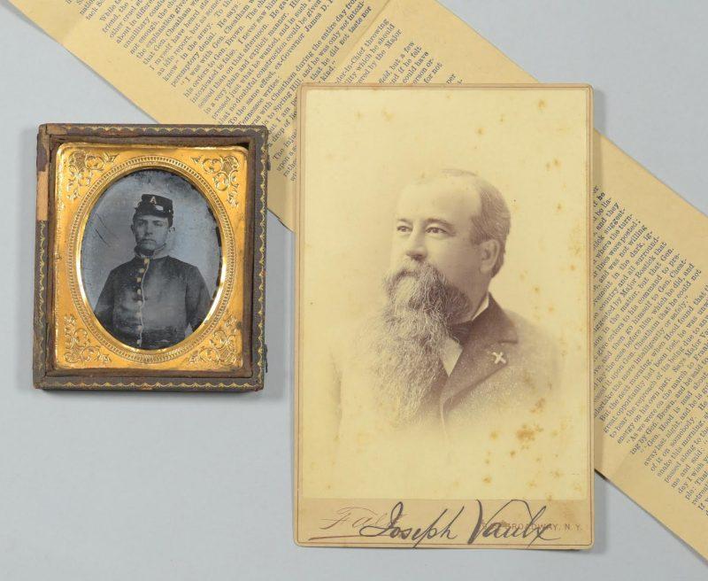 Confederate archive