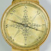 John Davis's Brass Compass (lot 257)