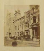 Giers Photo of Nashville, Giers Street, circa 1800 (lot 256)