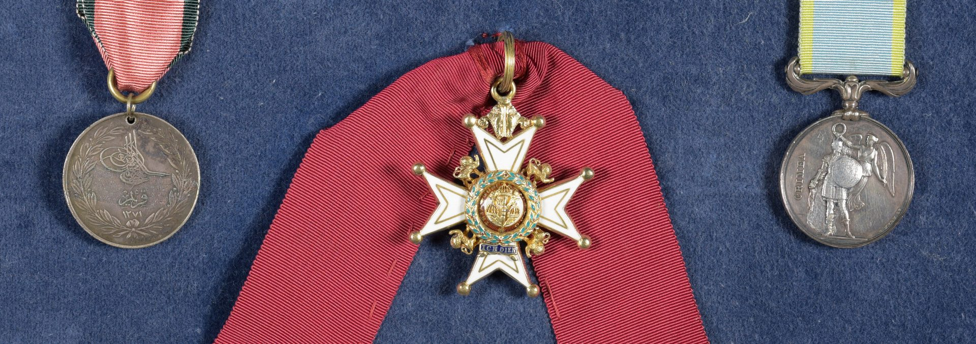 Lot 872: Order of the Bath Medal and Crimean War Archive