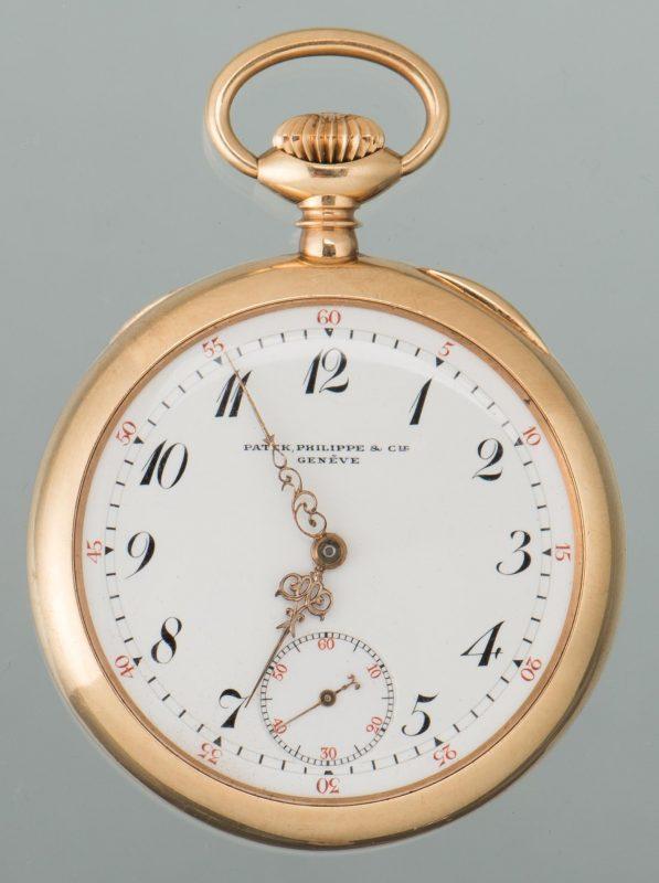14K Patek Philippe Pocket Watch