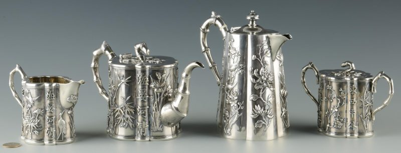 Chinese Export Tea Set