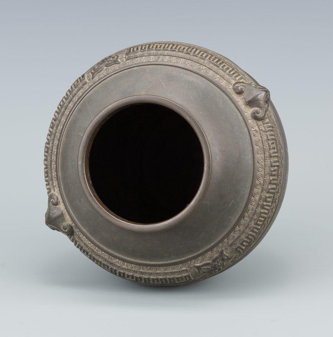 Lot 14: 7 Asian Bronze Items