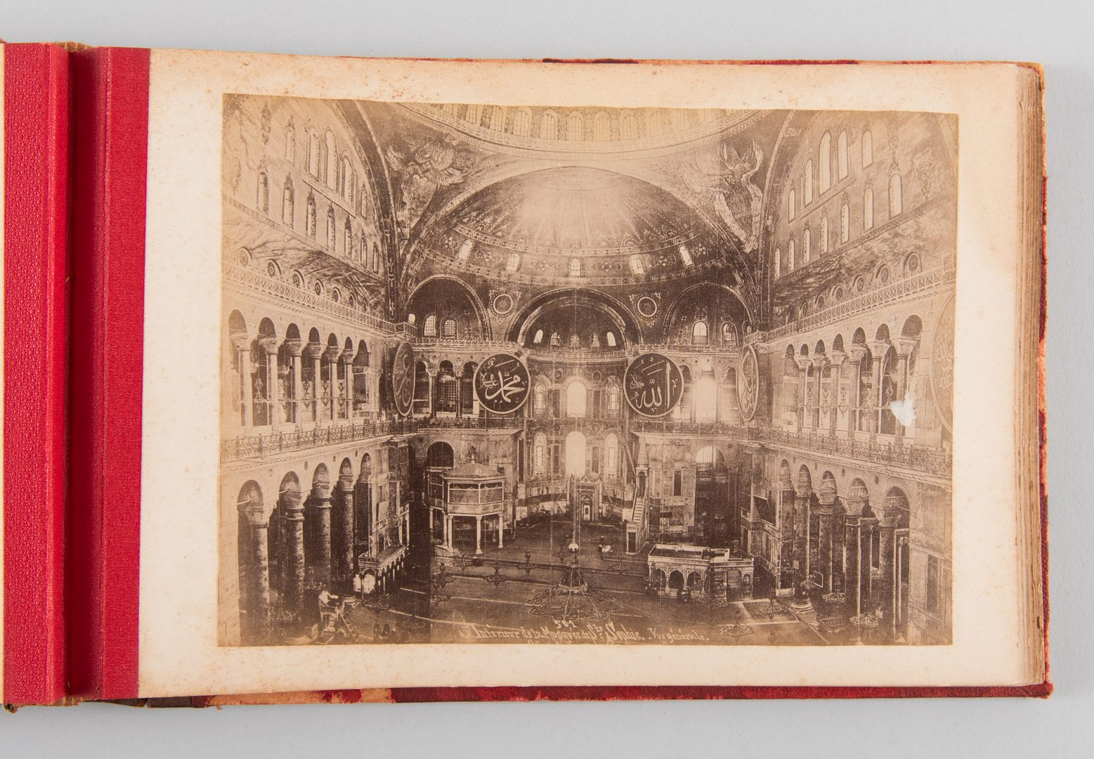 Lot 948: Constantinople Book, Sebah Joaillier Album