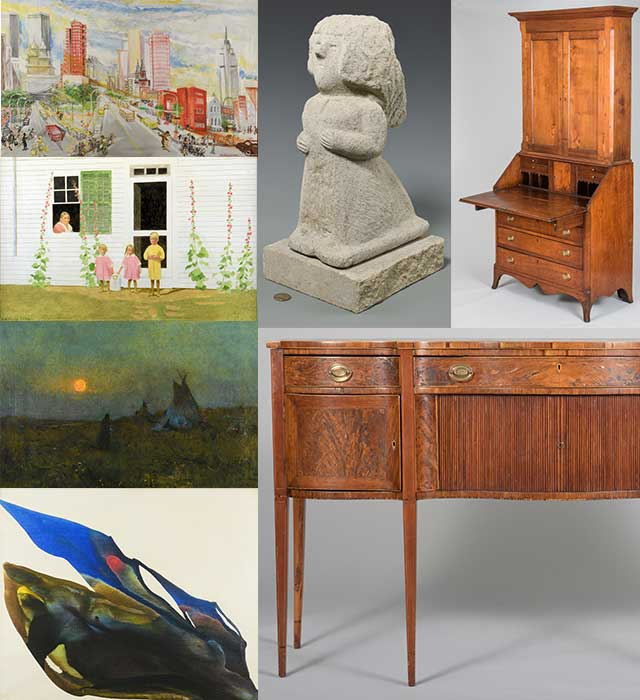 January 21, 2017 Auction Highlights