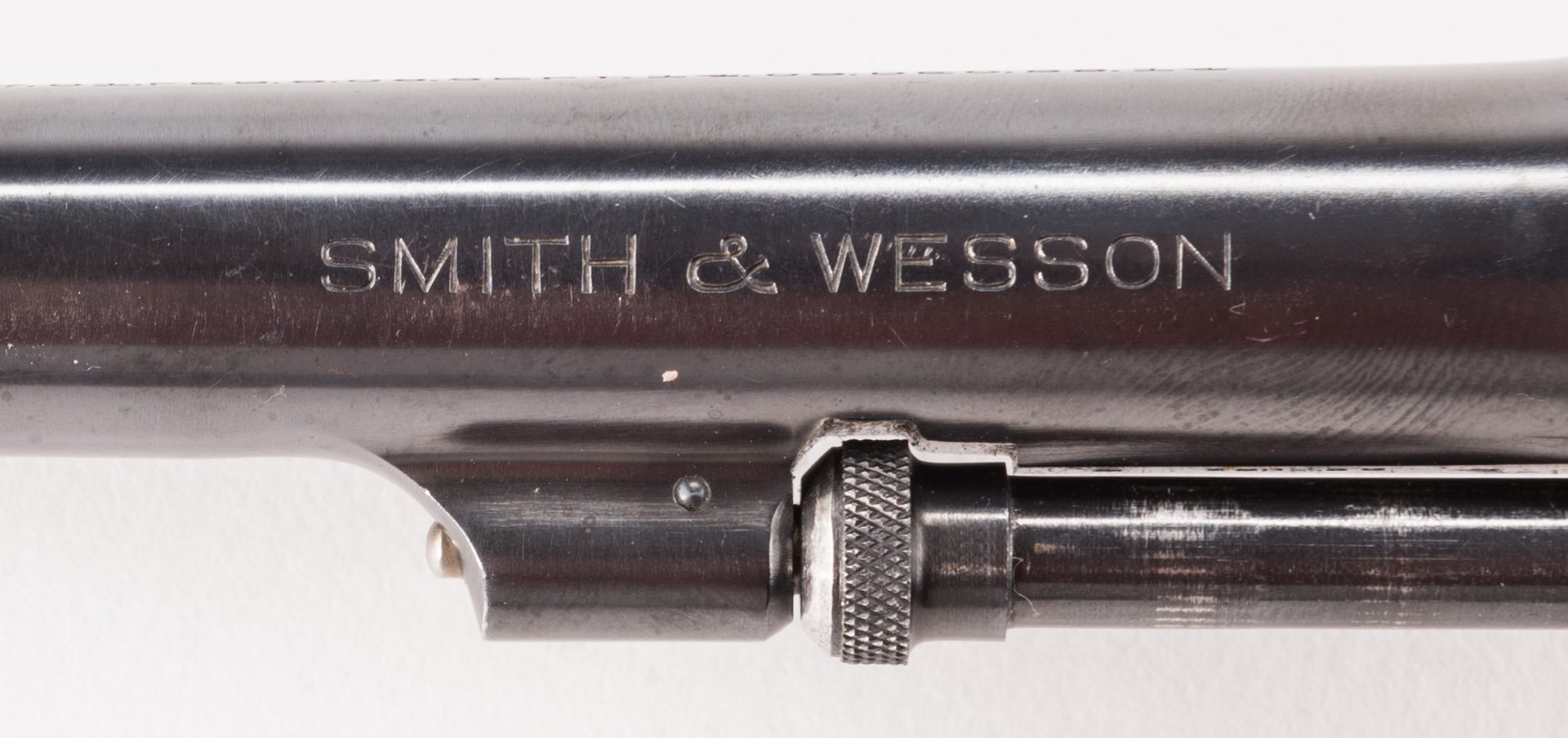 Lot 792: 2 Smith & Wesson .38 Cal. Special CTG Revolvers