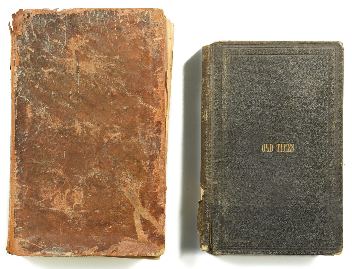 Lot 770 : Pair Books: Old Times in West Tennessee (1873) & 1