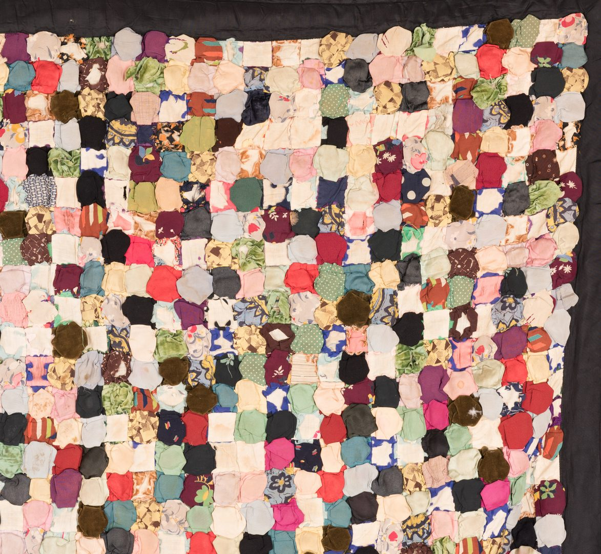 Lot 844: TN Quilt, 1st Lady Sarah Polk Oral History