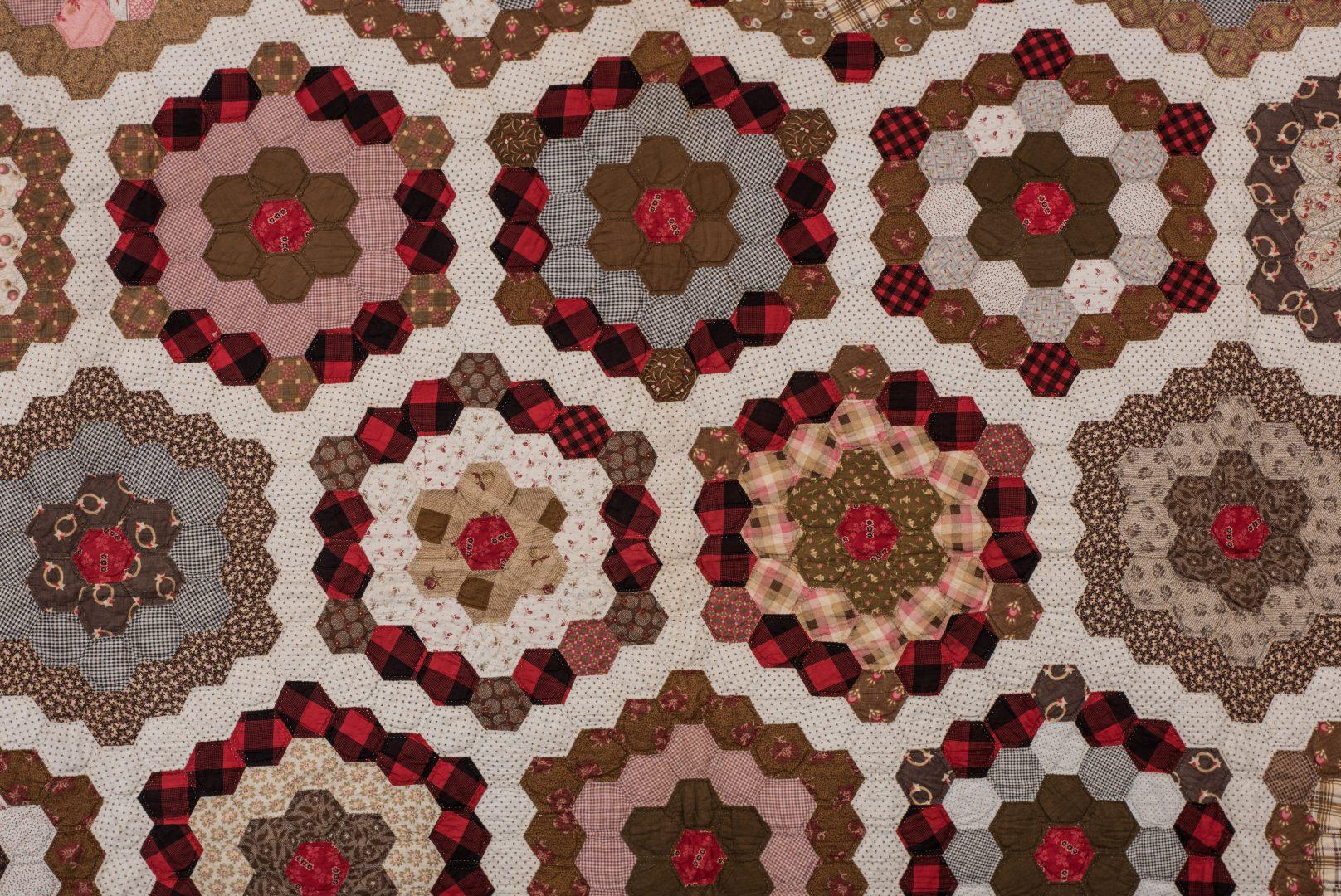 Lot 846: 2 East TN Cotton Piece Quilts