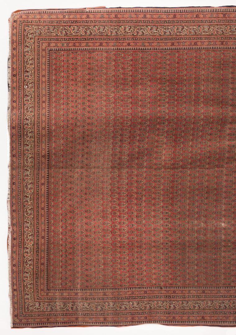 Lot 861: Antique Persian Saraband Carpet