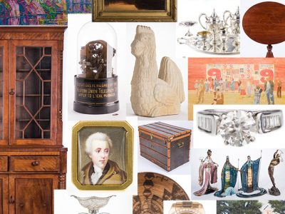 August 5, 2017 Auction Highlights