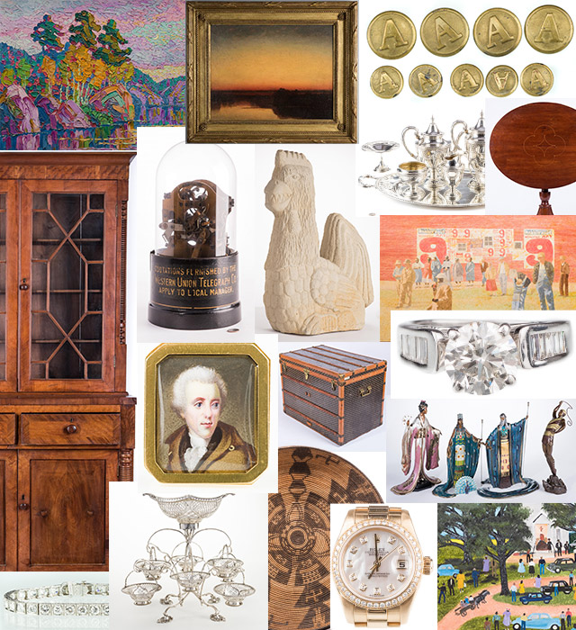 August 5, 2017 Historic Summer Auction