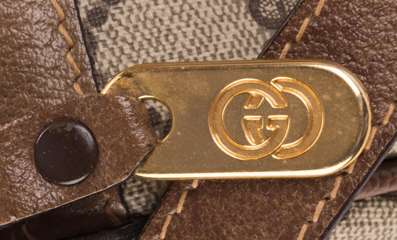 Lot 192: 4 Vintage Gucci Handbags