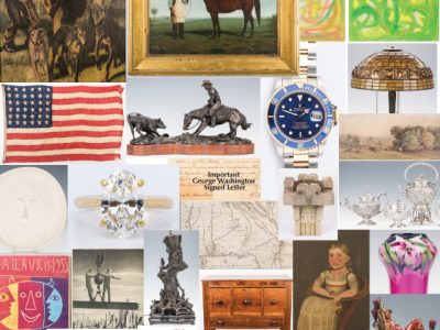 January 27, 2018 Auction Highlights
