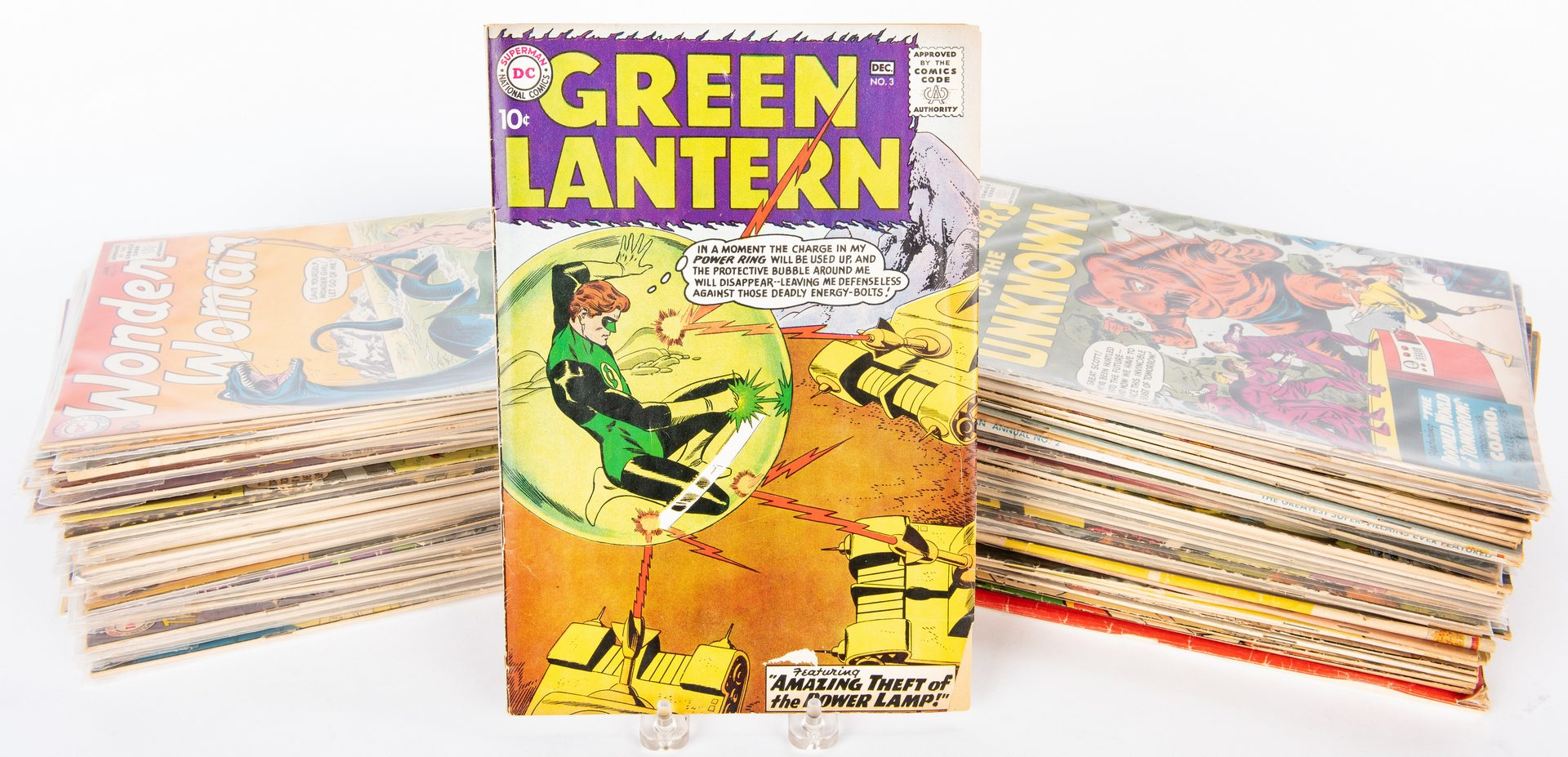 Lot 421: Estate Collection of Early Comic Books