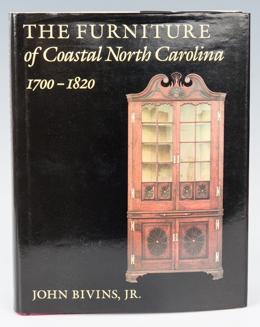 Lot 752: 16 Books on Assorted Dec. Arts, incl. TN Furniture