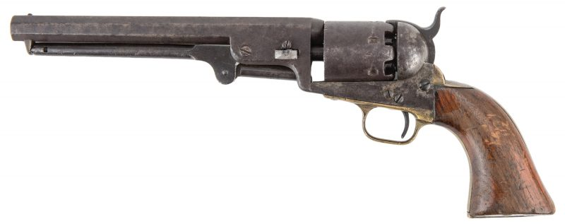 Lot 315: Colt Model 1851 Navy Revolver, .36 Caliber