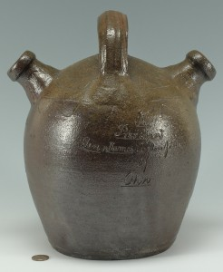 Lot 140: East TN Presidential Presentation Harvest Jug