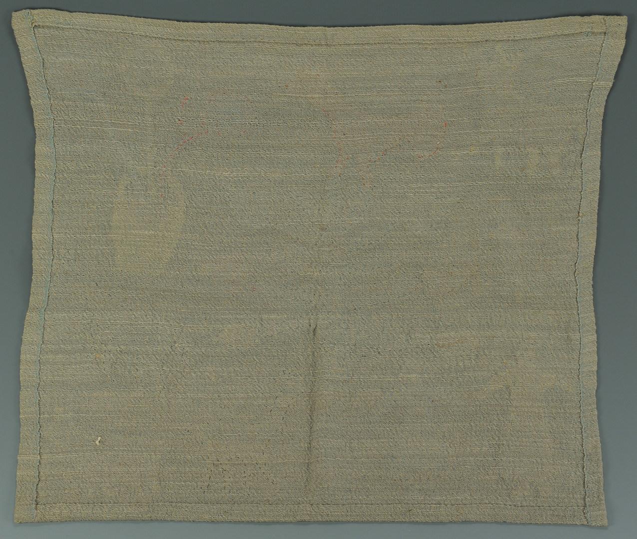 Lot 145: Granny Donaldson Folk Art Textile