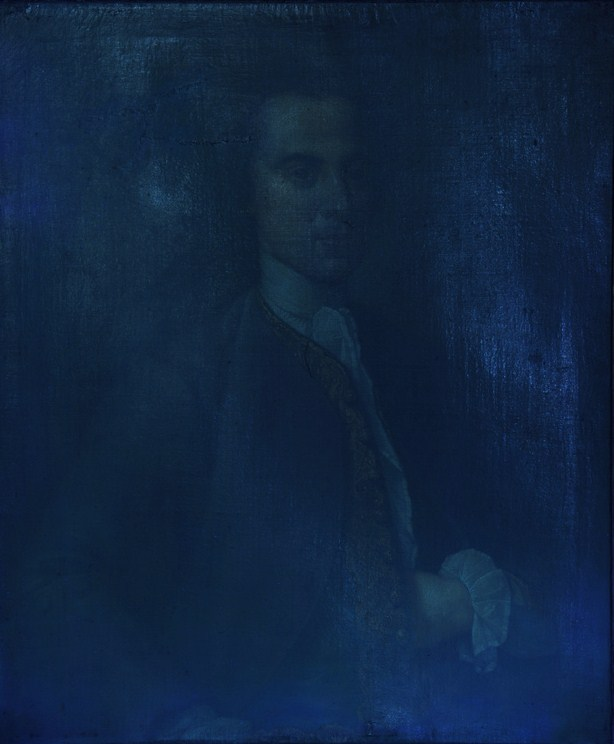 Lot 150: British School, Portrait of Sir Edward Turner Bart