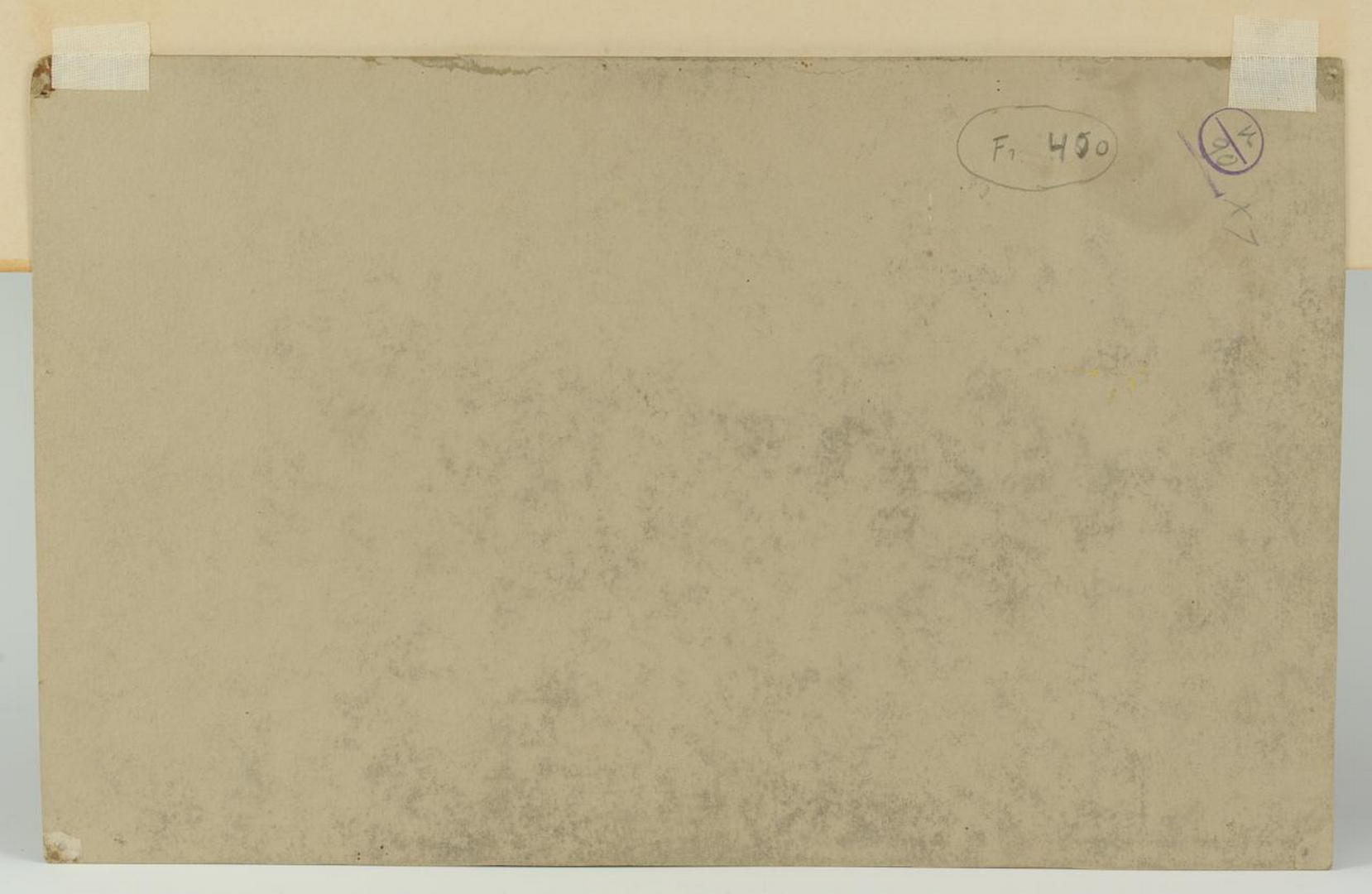 Lot 154: Sepia Ink Drawing, in the manner of Reginald Marsh
