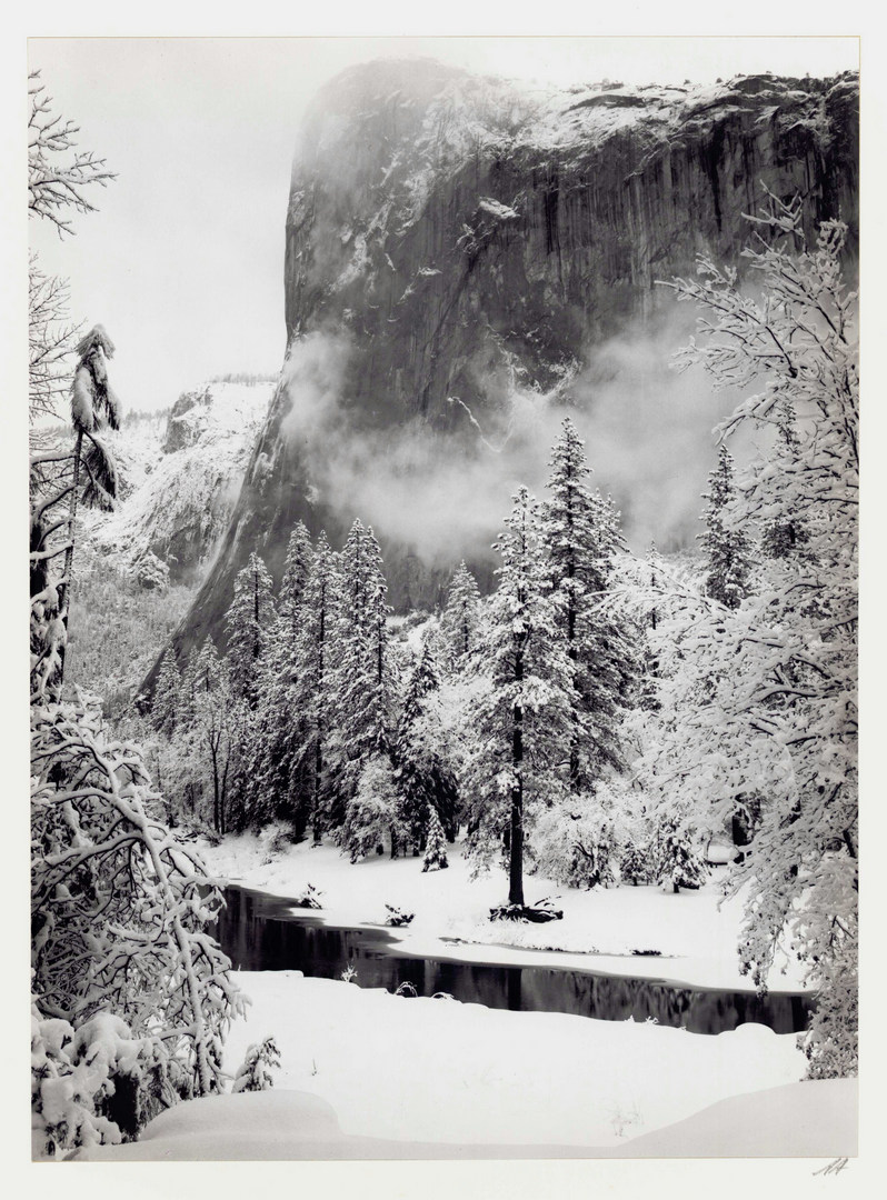Lot 158: Ansel Adams 18 Folio Spec Ed. Yosemite