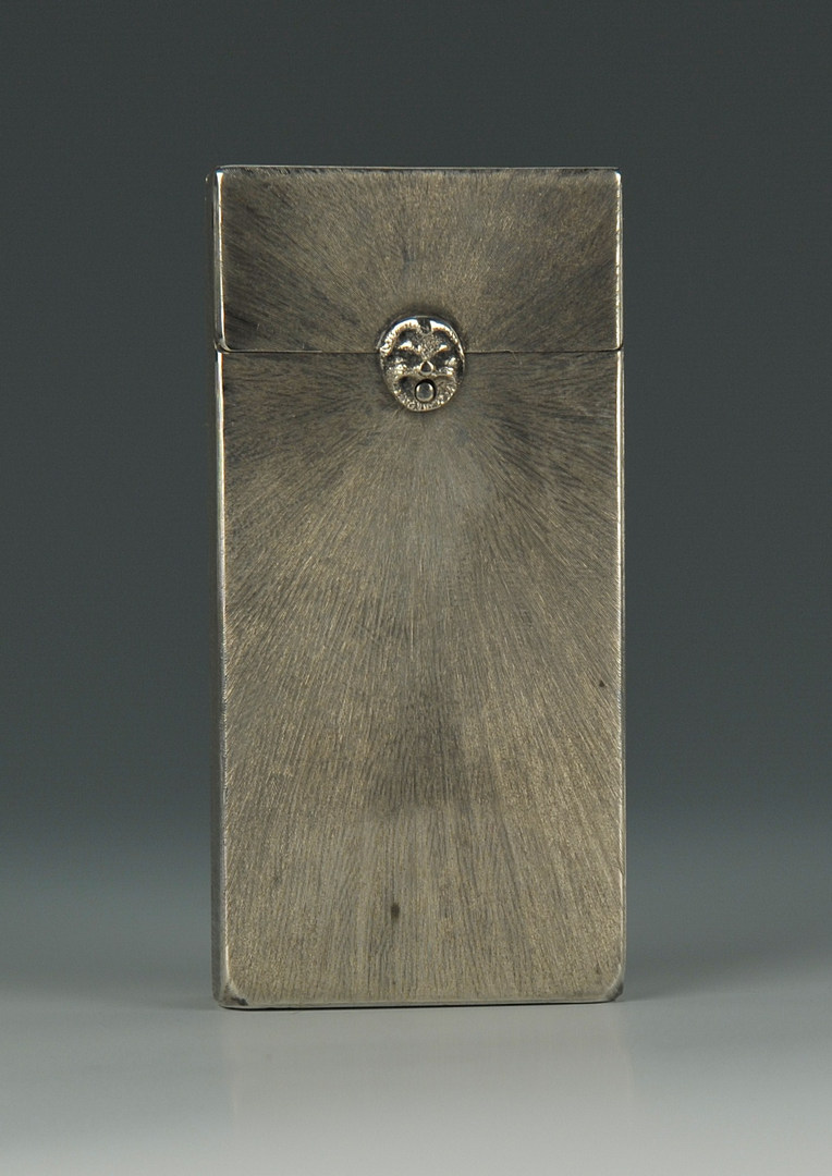 Lot 243: Tiffany & Company Silver Box