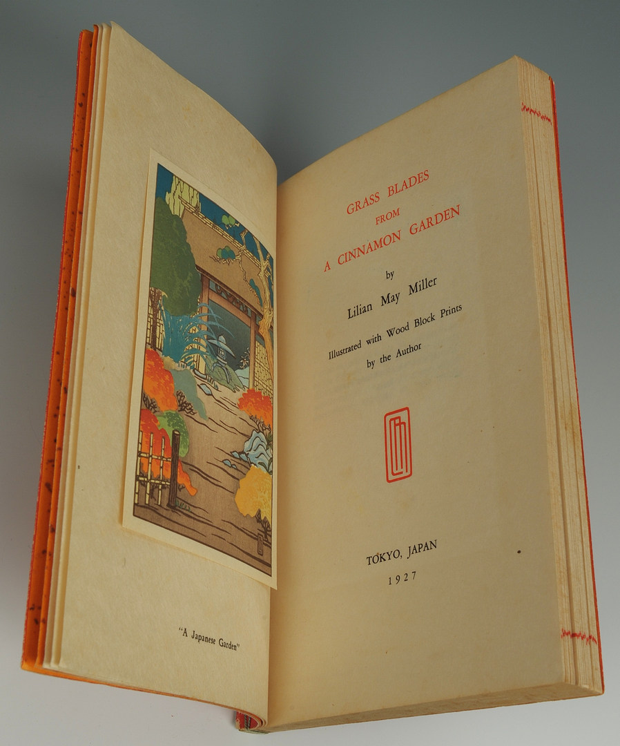 Lot 24: Grass Blades from a Cinnamon Garden by Lilian M. M