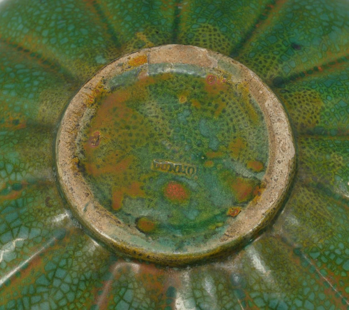 Lot 281: Dunmore Scottish Arts & Crafts Pottery vase