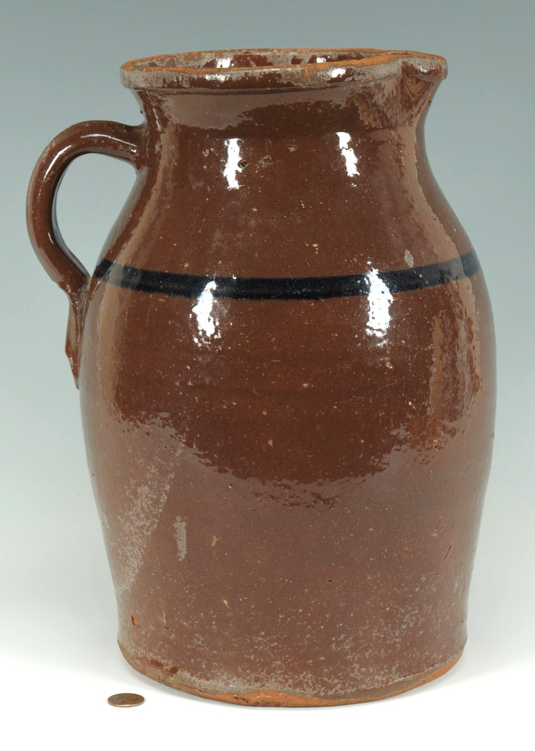 Lot 301: Southern Pitcher by Joe Johnson or Hewell