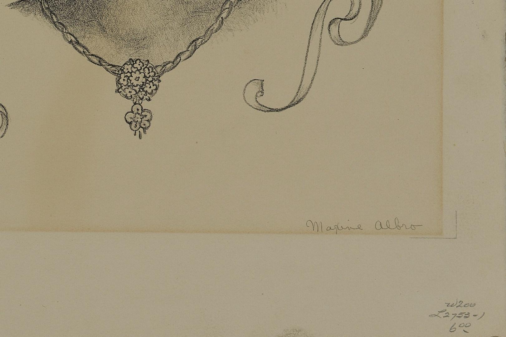 Lot 353: 3 Prints, Perez, Albro & Gropper