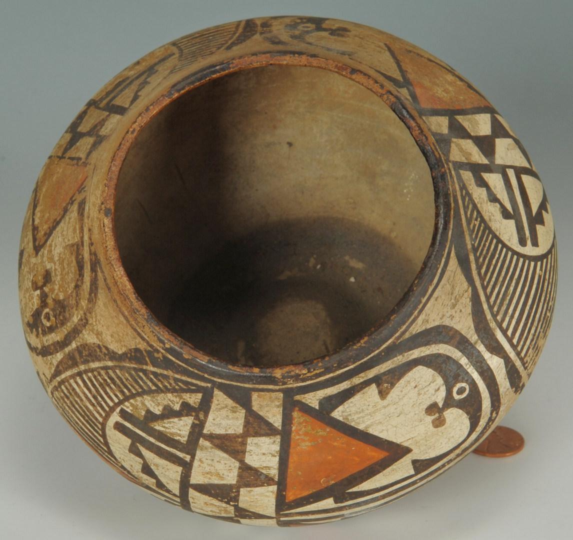 Lot 396: Acoma olla jar, circa 1920